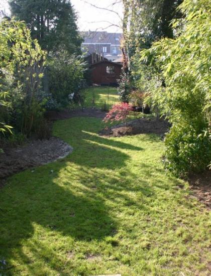 Après  jardin de ville  180m² à Mouscron