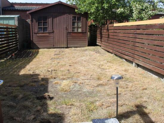 Avant  petit jardin de ville   40m² à  Mouscron